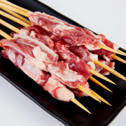 Ajina 阿吉纳 原切羔羊排肋肉串 150g(10串)¥13.94 3.8折