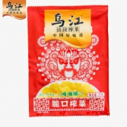 plus会员:乌江 榨菜酱腌菜 22g*5包*3件7.9元包邮(单价2.63元/件)