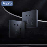 Aqara 绿米联创 H1 智能插座 HomeKit双USB版
