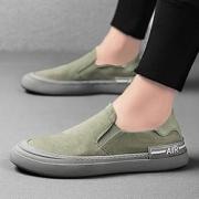 Josiny 卓诗尼 男鞋  冰丝帆布鞋  ZS1TJ0018XE063 两色选择