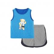 CLASSIC TEDDY 精典泰迪 男童速干运动背心套装