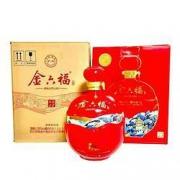 PLUS会员:金六福 铭藏12 50度 浓香型白酒 1500mL138元