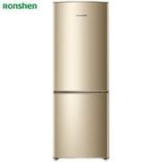 Ronshen 容声 BCD-175D16D 双门冰箱 175升