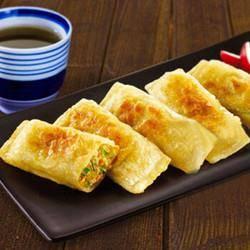 PLUS会员:bibigo 必品阁 韩式王饺子 煎饺 250g*8包