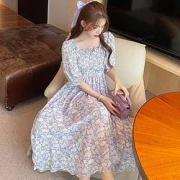 Bejirog 北极绒 K172B8F5A21JD1255 女士连衣裙44元(需运费)