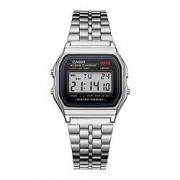 CASIO 卡西欧 A159WAN1D 男士复古方形手表185元