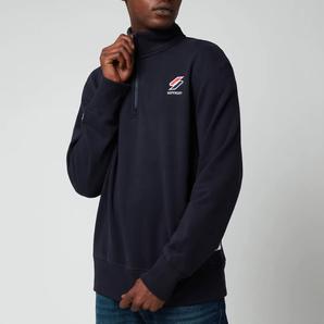 SUPERDRY 极度干燥 Sportstyle Essential 男士卫衣