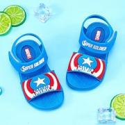 Disney 迪士尼 儿童新款美队凉鞋24.9元(需用券)
