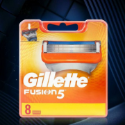 Gillette 吉列 Fusion5 锋隐 手动剃须刀片套组 8刀头*2件