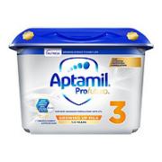 Aptamil 爱他美 白金版 幼儿奶粉  3段 800g¥165.00 8.3折