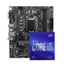 88VIP:MSI 微星 B560M A Pro 主板 + Intel 英特尔 i5-10400F 处理器 板U套装1286.65元包邮