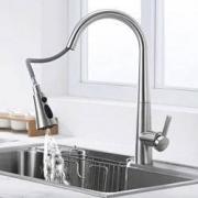 ARROW 箭牌卫浴 AE45105 抽拉式冷热厨房龙头 A款