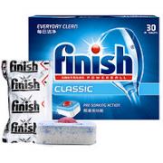 finish 亮碟 Finish 亮碟 洗碗机专用洗涤块 489g/30块