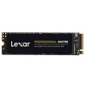 Lexar 雷克沙 NM700 M.2 NVMe 固态硬盘 1TB¥679.00 2.7折