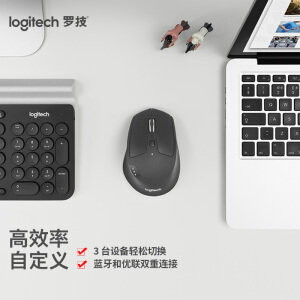 logitech 罗技 M720 Triathlon 无线鼠标