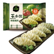 PLUS会员:bibigo 必品阁 鲜菜猪肉王水饺 600g*4件46.68元(单价11.67元/件)