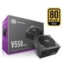 COOLER MASTER 酷冷至尊 V550 GOLD 金牌(90%)全模组电源 550W384.3元