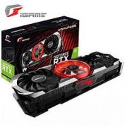 COLORFUL 七彩虹 iGame GeForce RTX 3060 Advanced OC 12G L游戏电竞显卡
