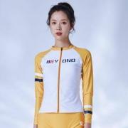 361° SLY212030-3 女士保守防晒分体泳衣