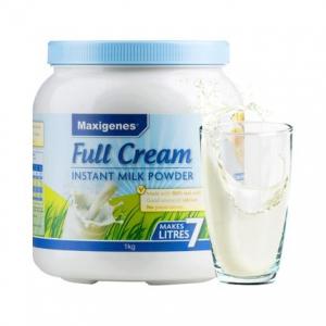 Maxigenes 美可卓 高钙全脂牛奶粉 1kg