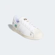 38 2/3码!Adidas originals Superstar金标大童板鞋