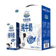 JUNLEBAO 君乐宝 优致全脂纯牛奶 250ml*12盒¥89.00 10.0折 比上一次爆料上涨 ¥67.68