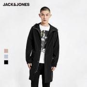 JACK&JONES 杰克琼斯 219121506AAA 男士连帽外套上衣149元包邮(需用券)