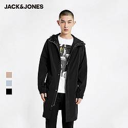 JACK&JONES 杰克琼斯 219121506AAA 男士连帽外套上衣