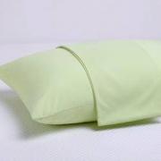 SHERWOOD 喜屋 纯色乳胶枕套 一对装