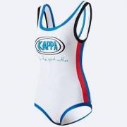 Kappa 连体游泳衣  kp2110013