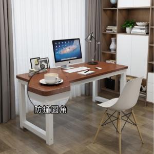 LISM 圆角电脑桌 80*50*74cm