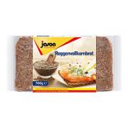 jason 捷森 低脂黑麦面包 500g¥4.85 0.8折 比上一次爆料降低 ¥4.95