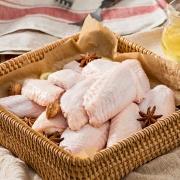 PLUS会员:京觅 巨无霸优选 鸡翅中 1kg 单翅40g以上*3件(买一赠一)