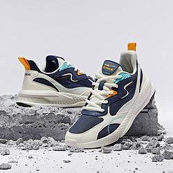 ERKE 鸿星尔克  男款跑步鞋 两色选择  51121103155