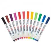 M&G 晨光 AWMY2302 易擦白板笔 彩色 12支装
