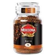 Moccona 摩可纳 9号 特浓冻干速溶咖啡 200g*2件