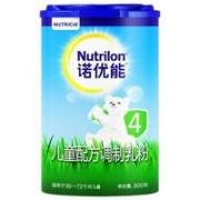 Nutrilon 诺优能 经典系列 儿童奶粉 国行版 4段 800g¥128.19 5.2折 比上一次爆料降低 ¥20.01