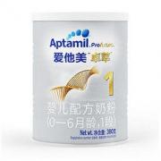Aptamil 爱他美 卓萃系列 白金版 婴儿奶粉 国行版 1段 380g