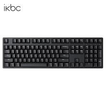 ikbc87 机械键盘 108键 青轴
