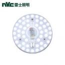 NVC Lighting 雷士照明 替换光源模组 白光 12cm 6W11.6元包邮(需用券)