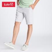 Baleno 班尼路 88810005 男士休闲短裤35.4元包邮