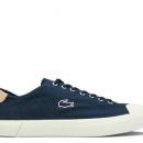 LACOSTE 拉科斯特 Gripshot Textured Canvas 男士帆布运动鞋£34.77(折¥321.62) 比上一次爆料降低 £5.13