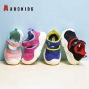 ABCKIDS 婴儿软底学步鞋