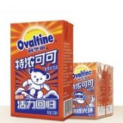 Ovaltine 阿华田 可可味麦芽乳饮品 250ml*12盒¥37.90 2.8折 比上一次爆料降低 ¥2
