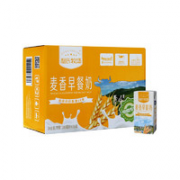 WENSDI 温氏乳业 麦香早餐奶 200ml*16盒/箱¥19.50 5.0折