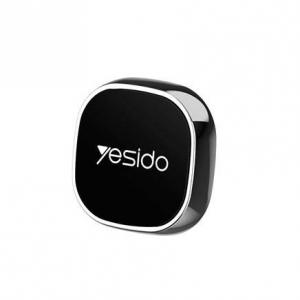 YESIDO C81 车载手机支架 枪灰