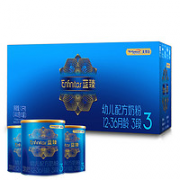 MeadJohnson Nutrition 美赞臣 蓝臻 幼儿配方奶粉 3段( 400克*3(箱装)¥276.00 7.5折 比上一次爆料降低 ¥6