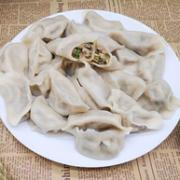 JIUMEIZHAI 久美斋 老八饺子 皮皮虾水饺 450g