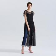 ochirly 欧时力 1ZZ2085730090 女士气质连衣裙79元(需用券)