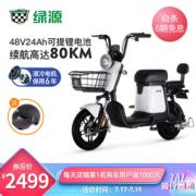 Luyuan 绿源 ZC-ZFA 新国标电动车